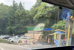 那智の滝の駐車場